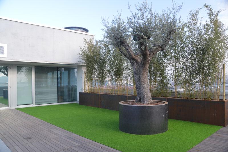 Terrazzi | Bonfante Giardini | Vendita Installazione Prato Sintetico ...