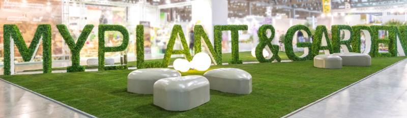 Bonfante alla fiera di Milano Myplant&garden
